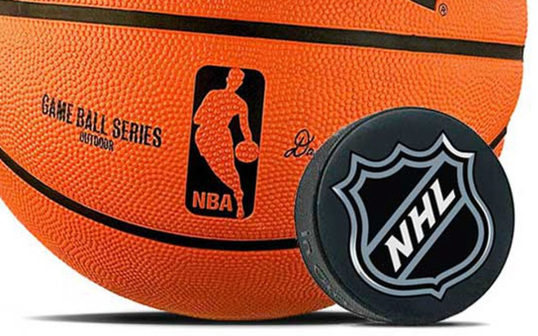 NHL & NBA Stats by the Number