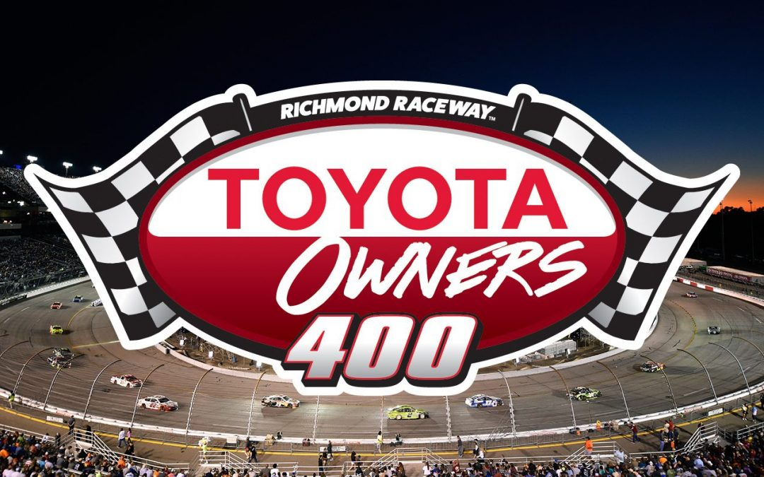 Around the Tracks – Toyota Owners 400