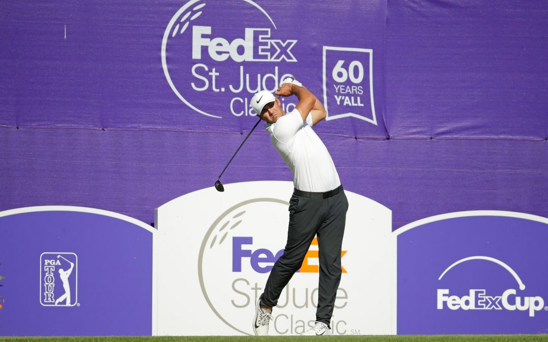 Always Pressing PGA DFS POD – 2019 FedEx St Jude Invitational