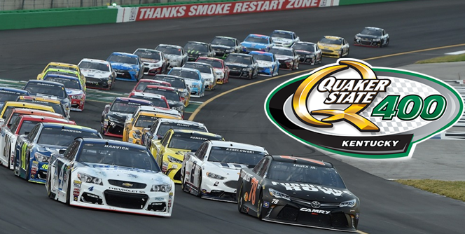 Quaker State 400 NASCAR DFS Preview