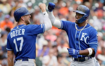 MLB Stats and Notes for August 19th