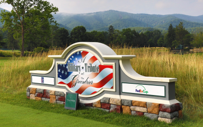 Always Pressing PGA DFS POD – 2019 Military Tribute at the Greenbrier