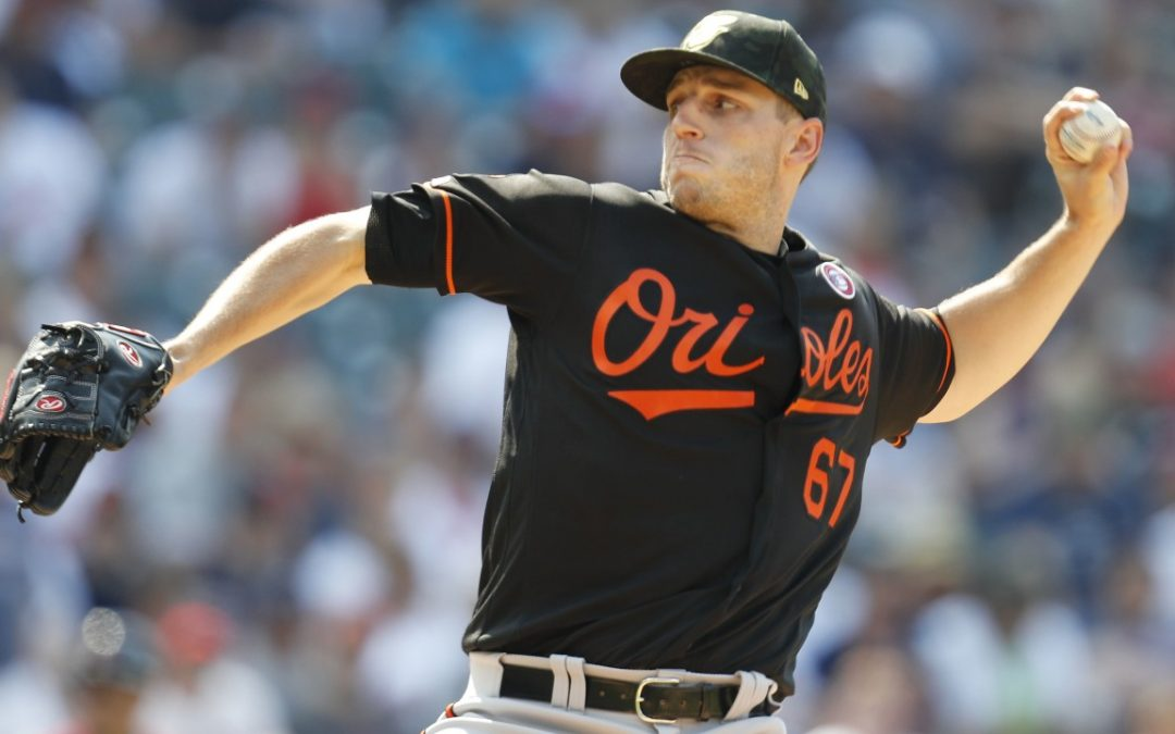Fantasy Baseball – Week 24 Pitching Primer