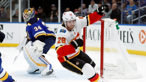 NHL Plays & Stats for November 9th