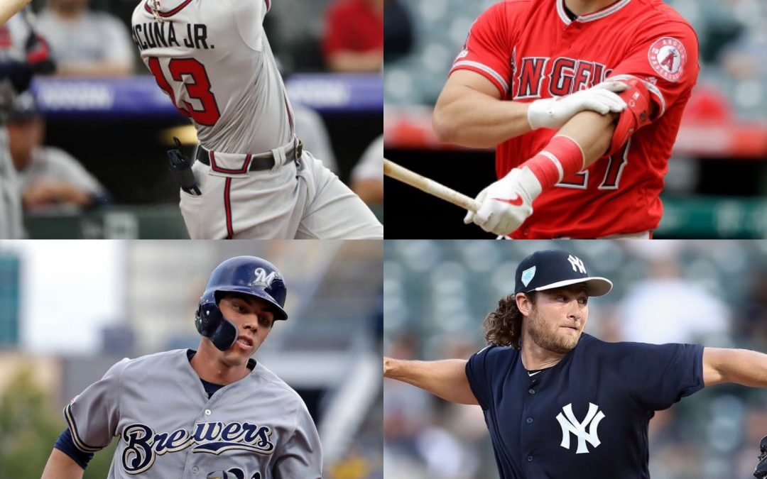 Bubba' 2020 Fantasy Baseball Rankings