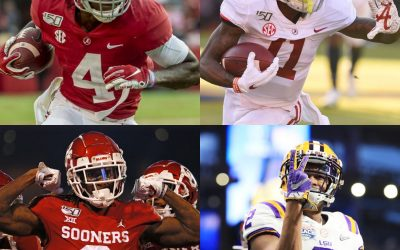 Benched with Bubba EP 277 – Matt Gajewski WR & TE NFL Draft Preview