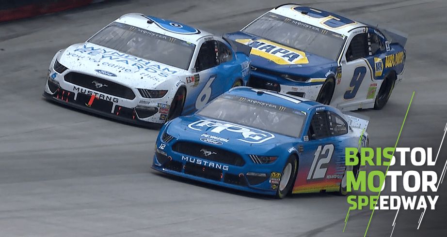 Around the Tracks – Food City 500 DFS Preview