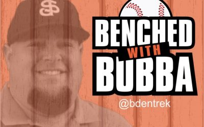Benched with Bubba EP 281 – Life Potpourri with Yancy Eaton