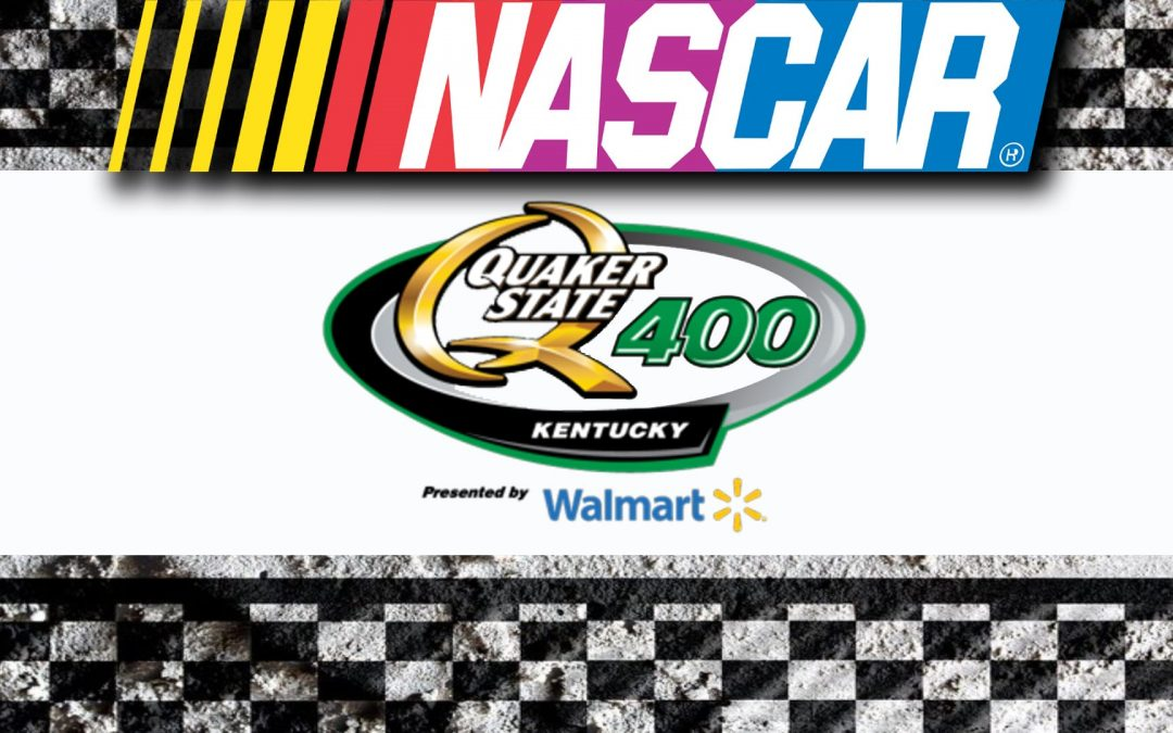 Around the Tracks -Quaker State 400