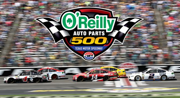 Around the Tracks – O'Reilly's Auto Parts 500