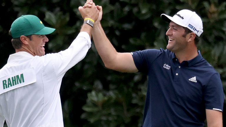 2020 THE MASTERS PGA OAD Picks