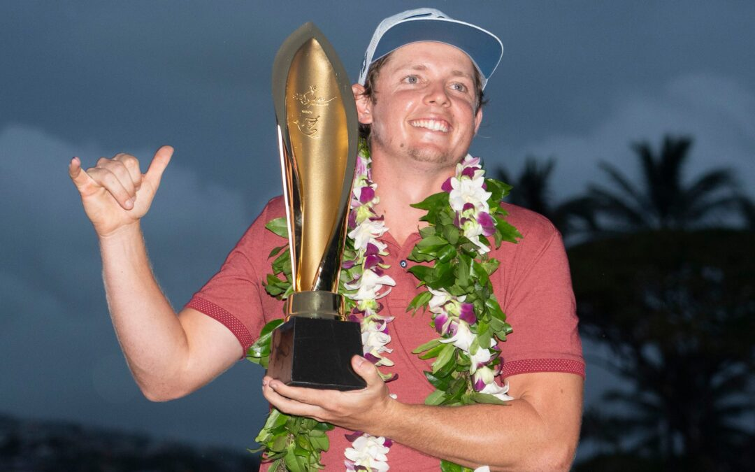Always Pressing PGA DFS POD – 2021 Sony Open