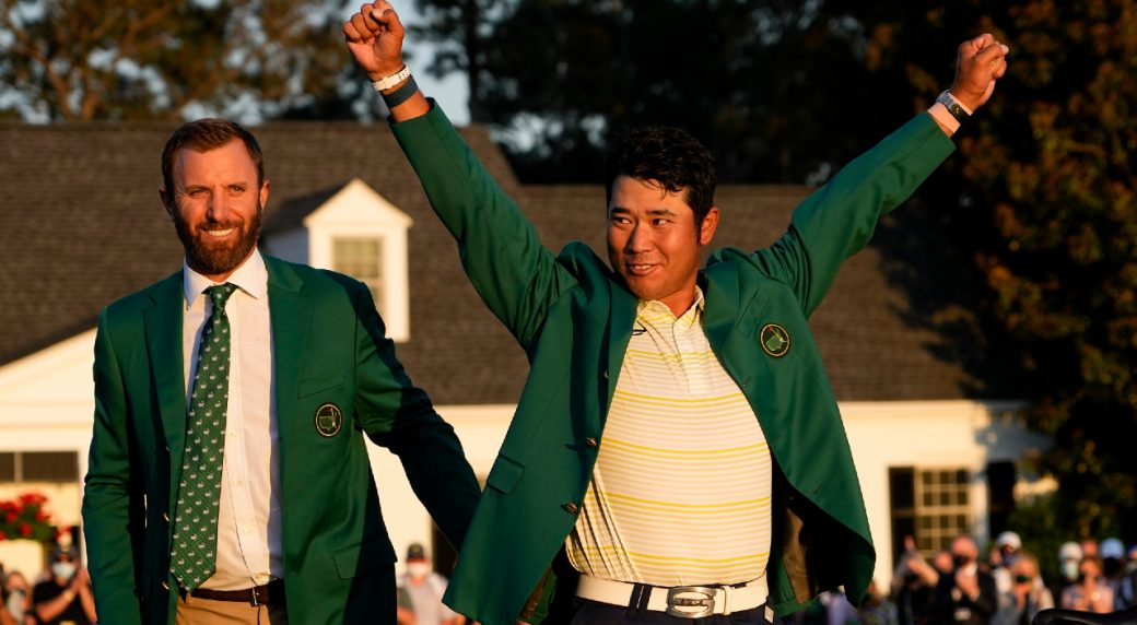 2021 THE MASTERS Best Bets Recap