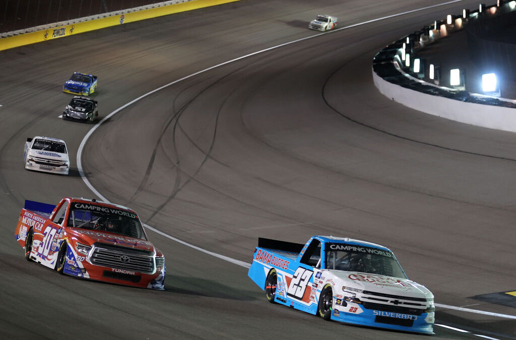 NASCAR DFS Truck Series Preview – Wise Power 200